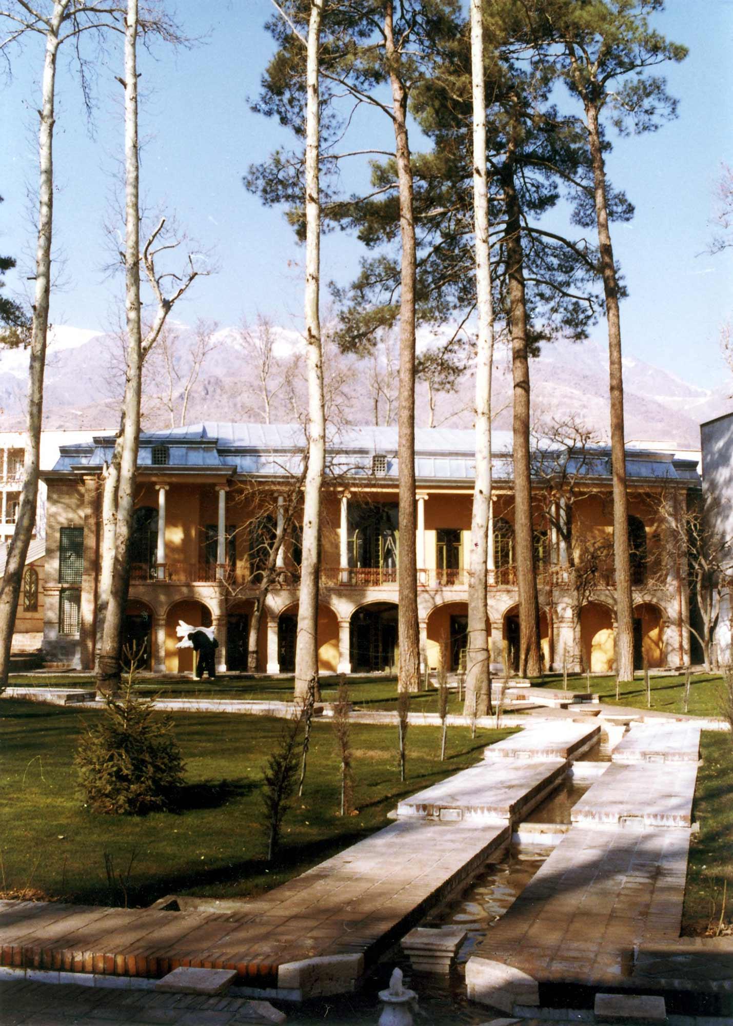 Iranian Calligraphers' Society
