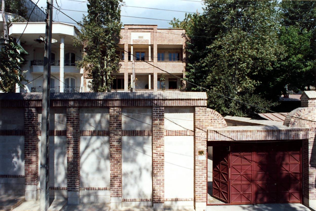 Maghsoudbak Building